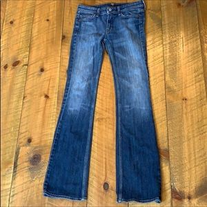 7 for all Mankind Flynt bootcut jeans Size 27